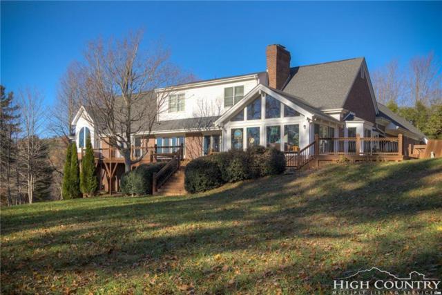 140 Wilson Ridge Road, Boone, NC 28607 (MLS #211285) :: Keller Williams Realty - Exurbia Real Estate Group