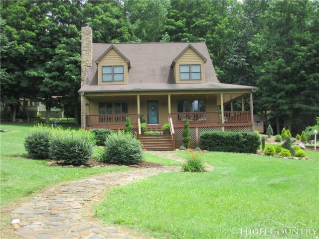 177 Turning Leaf Trail, Zionville, NC 28698 (MLS #211290) :: Keller Williams Realty - Exurbia Real Estate Group