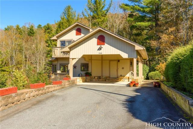 288 Willow, Boone, NC 28607 (MLS #211296) :: Keller Williams Realty - Exurbia Real Estate Group