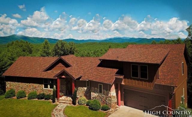 5341 Oak Crest Lane, Lenoir, NC 28645 (MLS #211306) :: Keller Williams Realty - Exurbia Real Estate Group