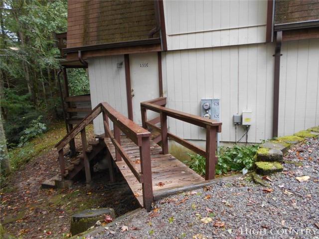 151 C Hemlock Hill, Banner Elk, NC 28604 (MLS #211336) :: Keller Williams Realty - Exurbia Real Estate Group