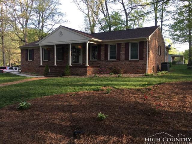 169 Current Drive, West Jefferson, NC 28694 (MLS #211354) :: Keller Williams Realty - Exurbia Real Estate Group