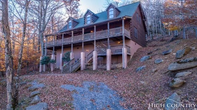 135 Chestnut Way, Beech Mountain, NC 28604 (MLS #211399) :: Keller Williams Realty - Exurbia Real Estate Group