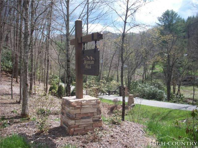 Lot 122 Caddis Trail, Burnsville, NC 28714 (MLS #211416) :: Keller Williams Realty - Exurbia Real Estate Group