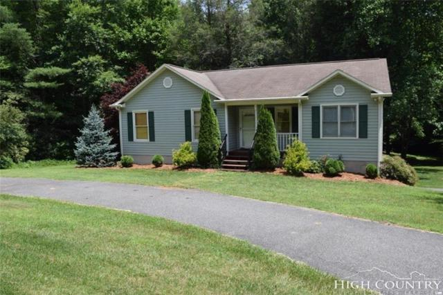 568 Cranberry Springs Road, Fleetwood, NC 28626 (MLS #211440) :: Keller Williams Realty - Exurbia Real Estate Group
