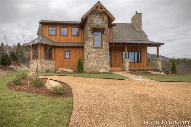 154 Starry Night Trail, Blowing Rock, NC 28605 (MLS #211449) :: Keller Williams Realty - Exurbia Real Estate Group