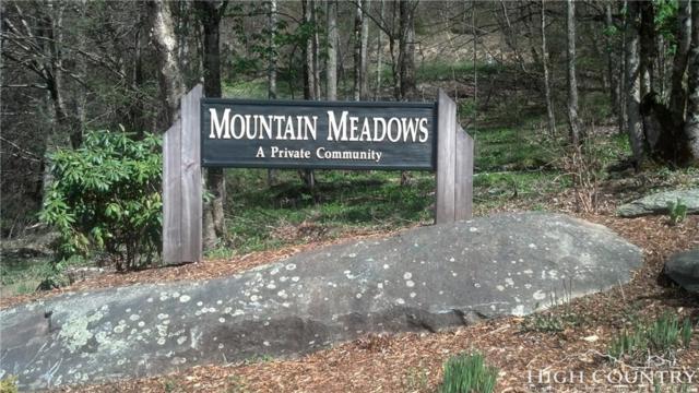 TBD Meadow Avenue, Banner Elk, NC 28604 (MLS #211480) :: Keller Williams Realty - Exurbia Real Estate Group