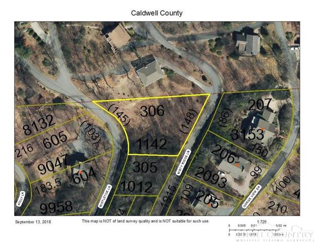 Lot 306 Misty Ridge Lane, Blowing Rock, NC 28605 (MLS #211562) :: RE/MAX Impact Realty
