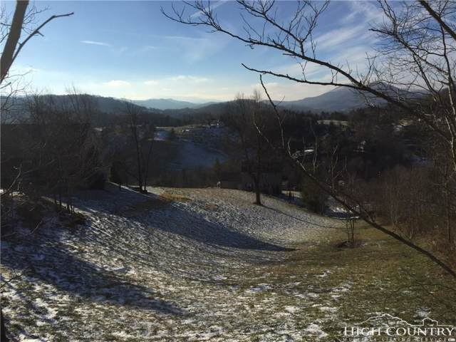 TBD Critcher Meadows Lot 7 Drive, Boone, NC 28655 (MLS #211625) :: RE/MAX Impact Realty