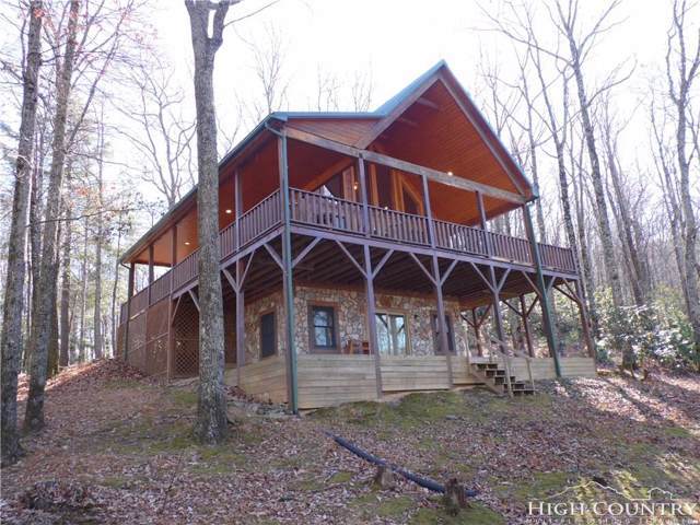 560 Green Mountain Road, Sparta, NC 28675 (MLS #211675) :: RE/MAX Impact Realty