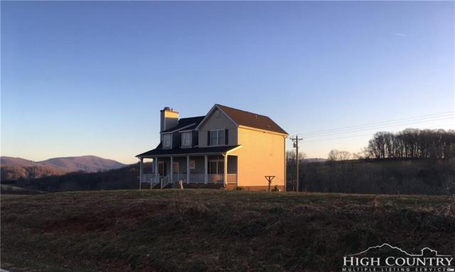 942 Halsey Knob Road, Sparta, NC 28675 (MLS #212059) :: RE/MAX Impact Realty
