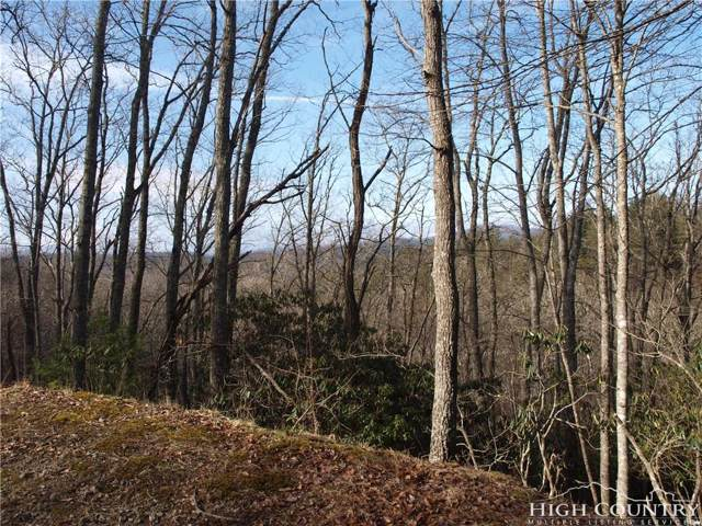 TBD Tri-State Knoll Drive, Piney Creek, NC 28663 (MLS #212082) :: RE/MAX Impact Realty