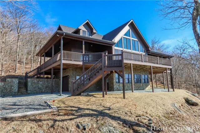 706 Pinnacle Drive, West Jefferson, NC 28694 (MLS #212289) :: RE/MAX Impact Realty