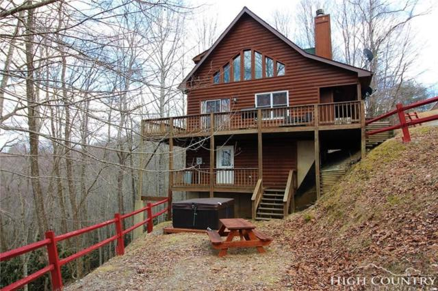 258 Mountain Ridge Road, Piney Creek, NC 28663 (MLS #212346) :: RE/MAX Impact Realty