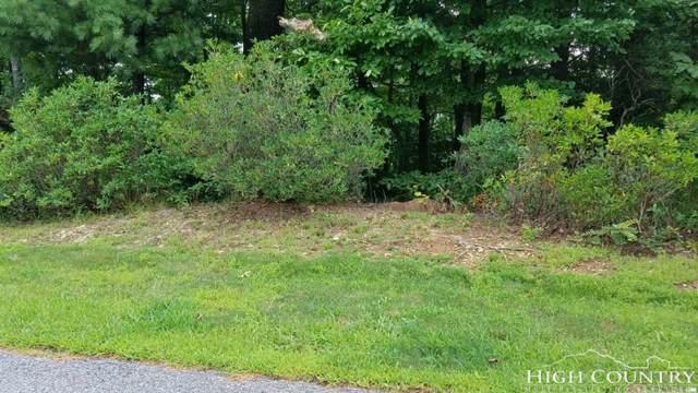LOT 19 Falcon Ridge Road, Lenoir, NC 28645 (MLS #212438) :: RE/MAX Impact Realty