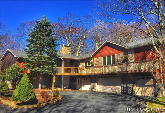 111 Old Field Road, Beech Mountain, NC 28604 (MLS #212457) :: RE/MAX Impact Realty