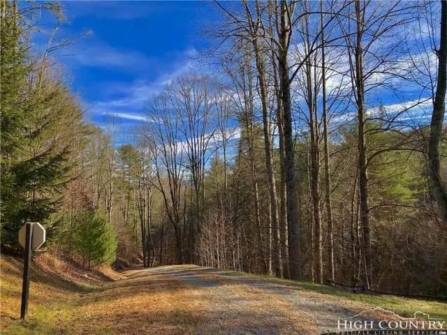 TBD Chenoa Creek, Sugar Grove, NC 28679 (MLS #212510) :: RE/MAX Impact Realty