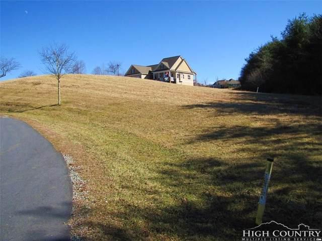 TBD Birkdale Ridge, Jefferson, NC 28640 (MLS #212544) :: RE/MAX Impact Realty