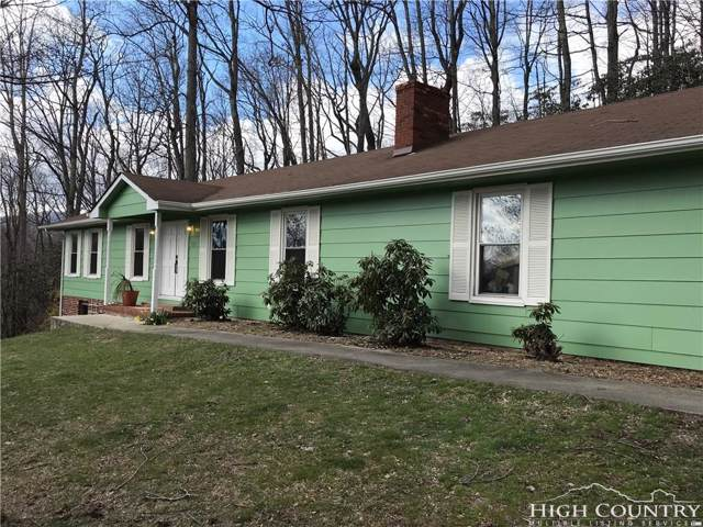334 Mountain Valley Drive, West Jefferson, NC 28694 (MLS #212550) :: RE/MAX Impact Realty
