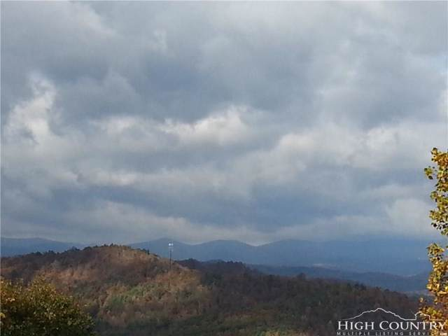 L-60 Cedar Trail, Fleetwood, NC 28626 (MLS #212608) :: RE/MAX Impact Realty