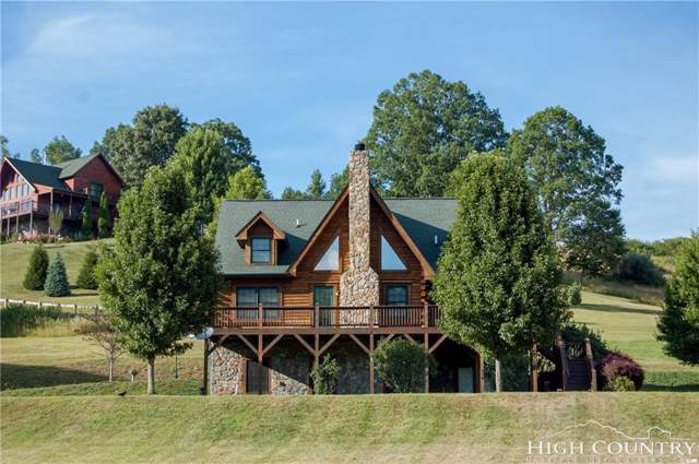 411 Canawhay Drive, Jefferson, NC 28640 (MLS #212672) :: RE/MAX Impact Realty