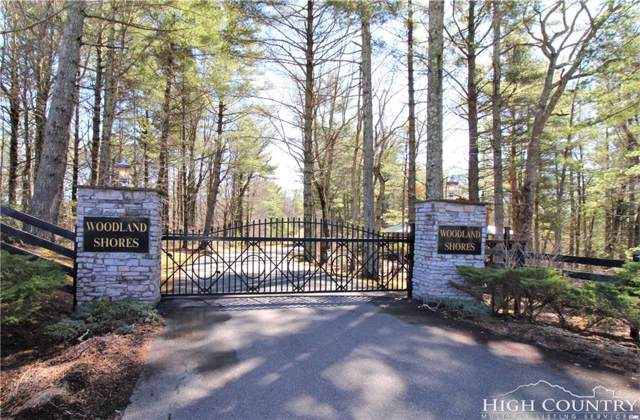 Lot 28 Woodland Shores Drive, Jefferson, NC 28640 (MLS #212838) :: RE/MAX Impact Realty