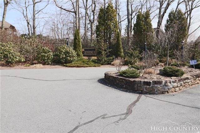 TBD Boone Coffey Trail #63, Blowing Rock, NC 28605 (MLS #212984) :: RE/MAX Impact Realty