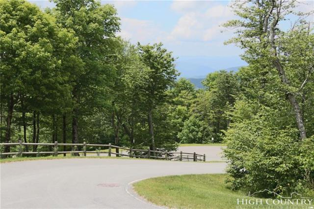 TBD Fox Crest #12, Beech Mountain, NC 28604 (MLS #213044) :: RE/MAX Impact Realty