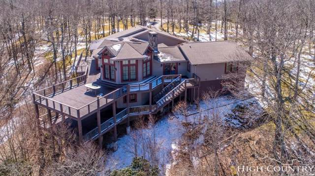 201 Oz Road, Beech Mountain, NC 28604 (MLS #213123) :: RE/MAX Impact Realty
