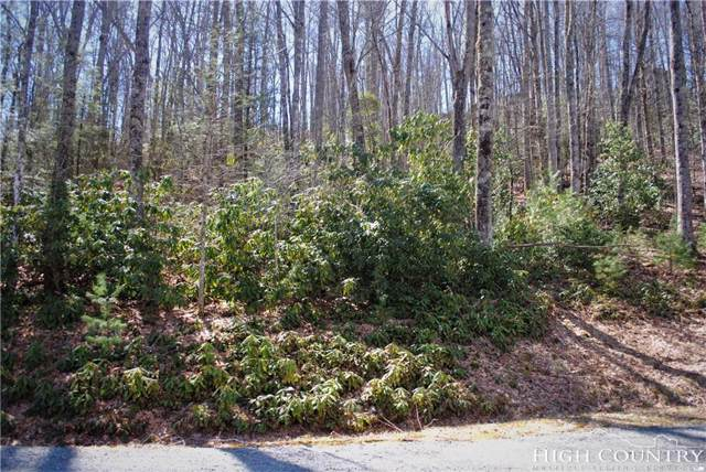 Lot 35 Maple Leaf Road, Fleetwood, NC 28626 (MLS #213167) :: RE/MAX Impact Realty