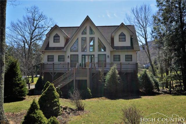 100 Hilltop Road, Beech Mountain, NC 28604 (MLS #213198) :: RE/MAX Impact Realty