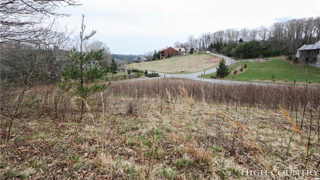Lot 136 Timber Creek Drive, Blowing Rock, NC 28605 (MLS #213354) :: RE/MAX Impact Realty