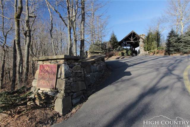Tbd Crown Maple Drive, West Jefferson, NC 28694 (MLS #213358) :: RE/MAX Impact Realty