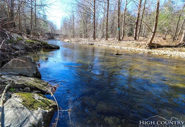Lot 8 East Rivers Edge, Boone, NC 28607 (MLS #213373) :: RE/MAX Impact Realty