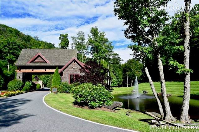 139 Beaver Lodge Trail, Blowing Rock, NC 28605 (MLS #213392) :: RE/MAX Impact Realty