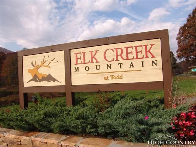 TBD Elk Creek Mountain Parkway #28 Elk Creek Mountain, Todd, NC 28684 (MLS #213429) :: RE/MAX Impact Realty