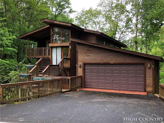 105 Clubhouse Road, Beech Mountain, NC 28604 (MLS #213468) :: RE/MAX Impact Realty