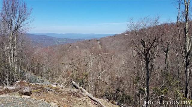 125 Upper Snowbird Trail, Beech Mountain, NC 28604 (MLS #213515) :: RE/MAX Impact Realty