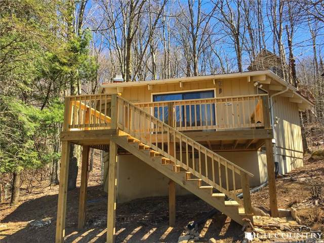 402 Charter Hills Road, Beech Mountain, NC 28604 (MLS #213642) :: RE/MAX Impact Realty
