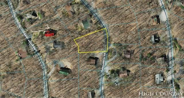 167 Hornbeam Road, Beech Mountain, NC 28604 (MLS #213734) :: RE/MAX Impact Realty