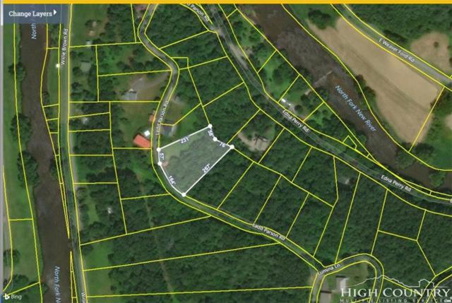 Lot 16 Ladd Parson Road, Jefferson, NC 28617 (MLS #213797) :: RE/MAX Impact Realty