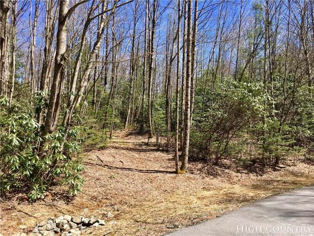Lot 15 Chickasaw Trail, Blowing Rock, NC 28605 (MLS #213855) :: RE/MAX Impact Realty
