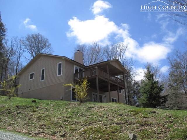 370 Rock Springs Circle, Sugar Mountain, NC 28604 (MLS #213969) :: RE/MAX Impact Realty