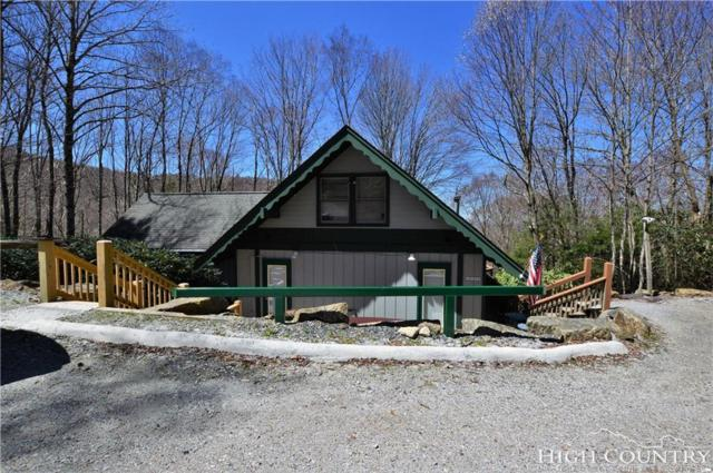 271-273 Greenbriar Road, Beech Mountain, NC 28604 (MLS #214007) :: RE/MAX Impact Realty