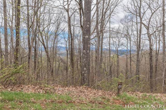 LOT 49 NW Sonterra Drive, Lansing, NC 28643 (MLS #214098) :: RE/MAX Impact Realty