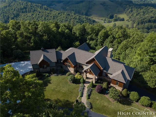 881 Grace Mountain Road, Todd, NC 28684 (MLS #214248) :: RE/MAX Impact Realty