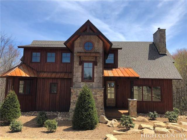 40 High Country Court Court, Banner Elk, NC 28604 (MLS #214267) :: RE/MAX Impact Realty