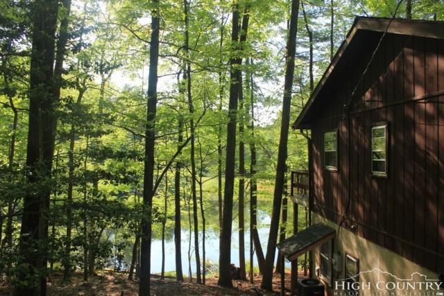 369 Trout Lake Road, Deep Gap, NC 28618 (MLS #214426) :: RE/MAX Impact Realty