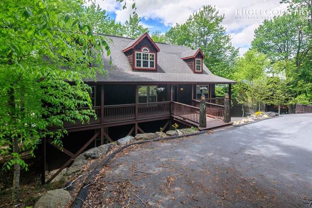 115 Saint Andrews Road, Beech Mountain, NC 28604 (MLS #214495) :: RE/MAX Impact Realty