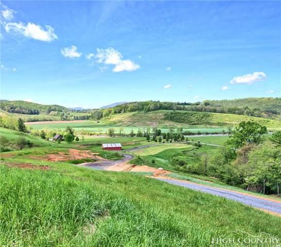 TBD Lot 5 Pebble Creek Drive, Laurel Springs, NC 28644 (MLS #214499) :: RE/MAX Impact Realty